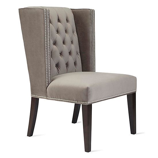 Logan Side Chair - Espresso