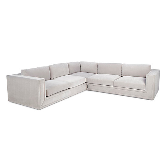 Luka Corner Sectional - 3 PC