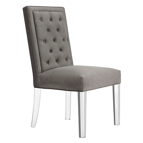 Maxwell Side Chair - Acrylic