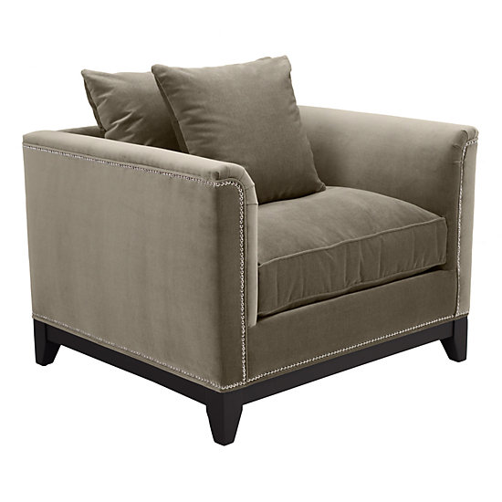 Pauline sofa z gallerie hereo sofa for Z gallerie living room chairs