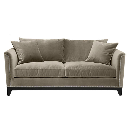 Pauline Sofa | Small Sofas, Sleepers u0026 Chaises | Small Spaces | Z Gallerie