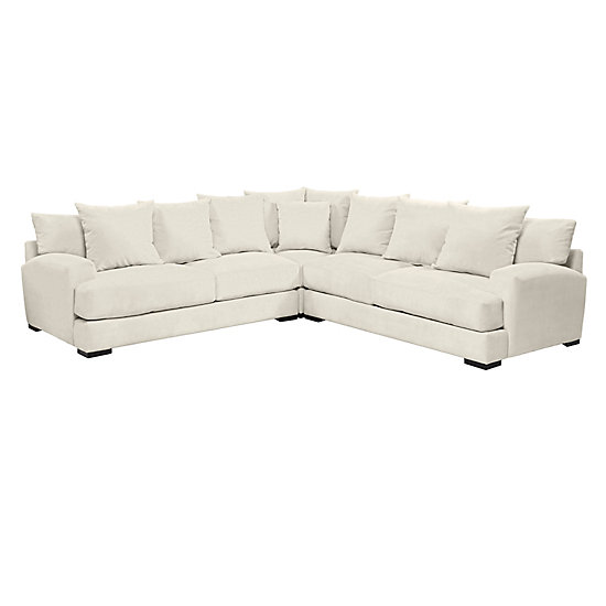 Sofas Amp Sectionals The Sophisticated Stella Sectional At