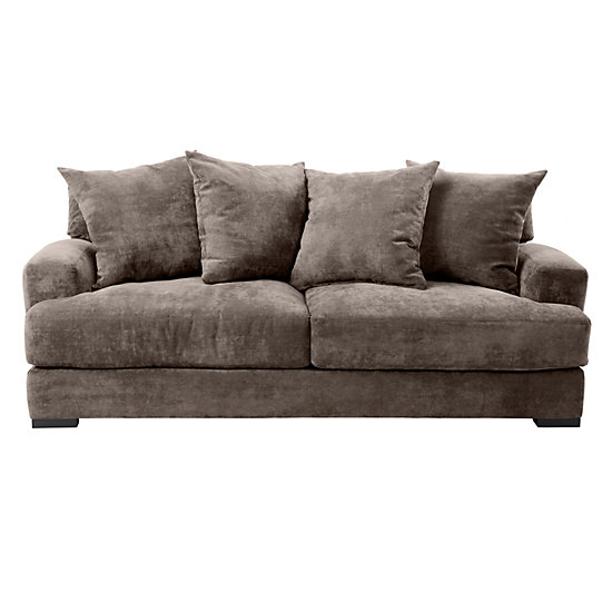 Stella Sofa | Relaxed Stella Clifton Living Room Inspiration | Living Room  | Inspiration | Z Gallerie