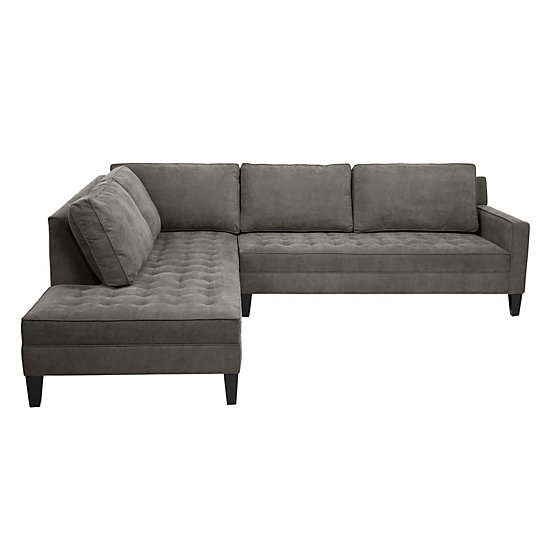 2 Piece Sectional Sofa | Vapor Collection | Z Gallerie