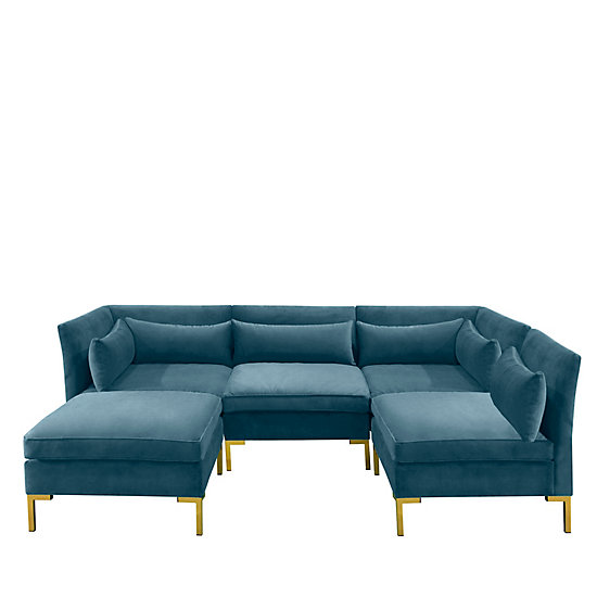 Zara Sectional | Sectionals | Sofas U0026 Sectionals | Living Room | Furniture  | Z Gallerie