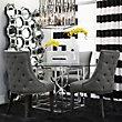 Versailles Side Chair - Espresso