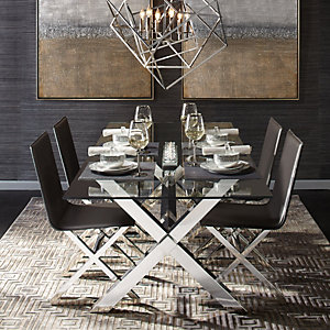 Axis Glittering Art Dining Room Inspiration