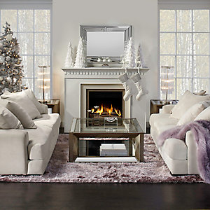 Stella Pascual Holiday Living Room Inspiration
