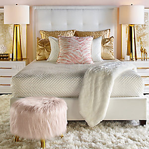 Blush Riley Bedroom Inspiration