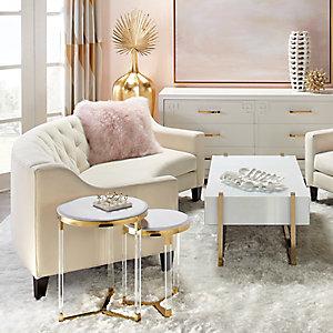 Blush Circa Living Room Inspiration Part 20