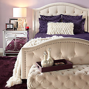Amethyst Nicolette Bedroom Inspiration