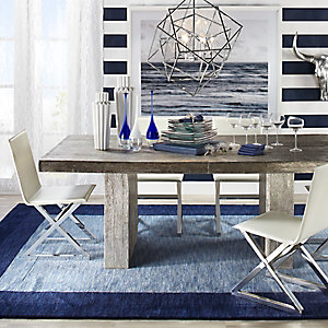 Sapphire Timber Dining Room Inspiration