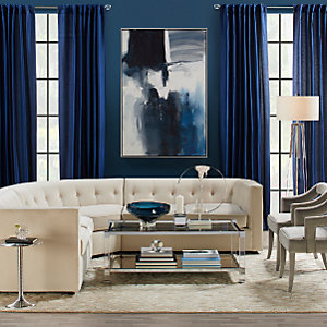 Genevieve Savoy Living Room Inspiration