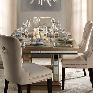 Ava Brushstroke Dining Room Inspiration