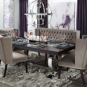 townsend logan dining room inspiration - Dining Room Inspiration