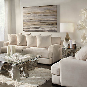 Living Room Furniture Inspiration Z Gallerie - Design-a-living-room