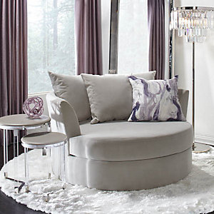Cuddler Mirror Living Room Inspiration