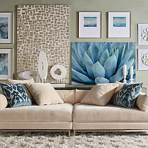 Ventura Gallery Wall Living Room  Inspiration