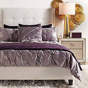 Amethyst Majestic Bedroom Inspiration
