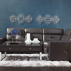 Leather Milan Bronx Living Room  Inspiration