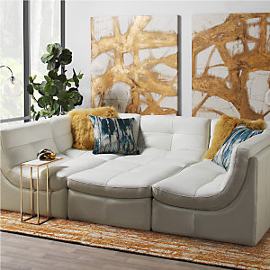 Gold Convo Living Room Inspiration