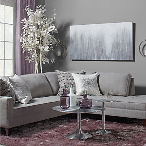 Amethyst Vapor Living Room Inspiration