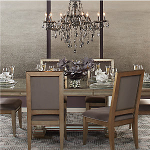 Amethyst Ava Dining Room Inspiration