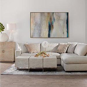 Neutral Del Mar Living Room Inspiration