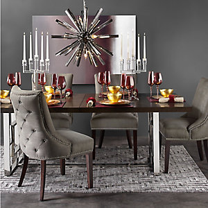Rylan Axis Garnet Living Room Inspiration