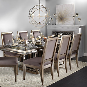 Ava Holiday Feast Dining Room Inspiration