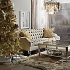 Simone Holiday Living Room