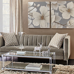Crestmont Fleur Radieuse Living Room Inspiration