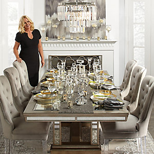 Ava Soiree Dining Room Inspiration