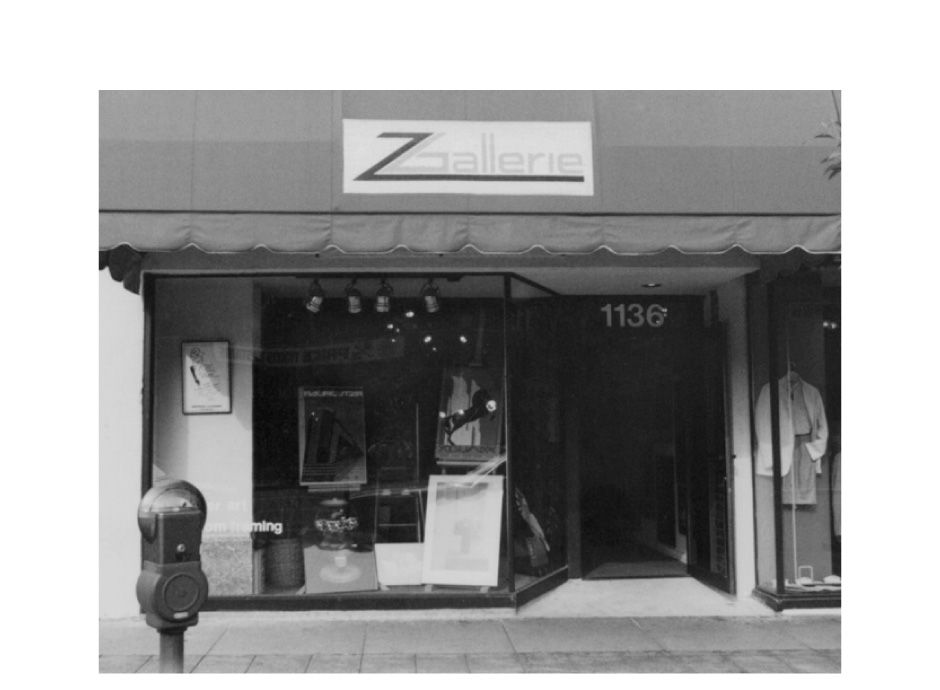 Z Gallerie About Us