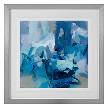 Abstract Blues 2 - Limited Edition
