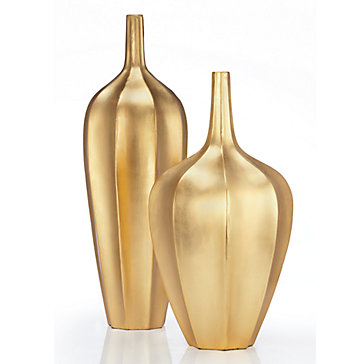 Accolade Vase | Gold | Color Guide | Trends