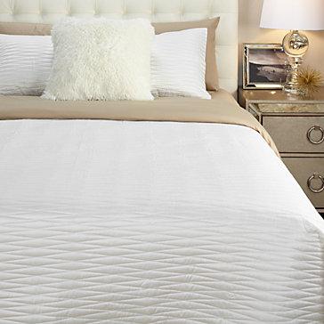 Alta Quilt Set - Ivory