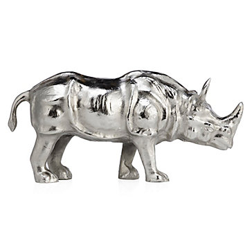 Aluminum Rhinoceros