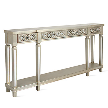 Merveilleux Anderson Console Table | Small Occasional Tables | Small Spaces | Z Gallerie