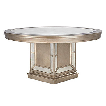Ava Round Dining Table Paramount Room Inspiration Z Gallerie