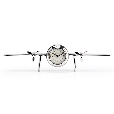 Aviator Table Clock