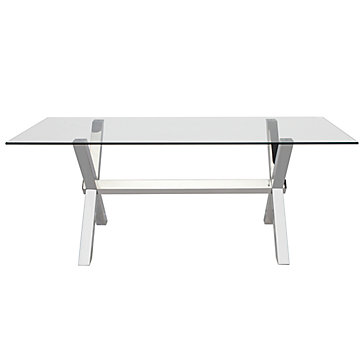 Axis Dining Table Shine Trends Z Gallerie