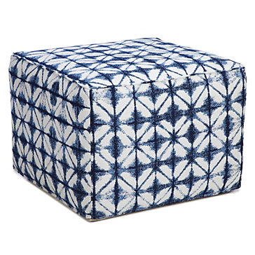 Bahia IndoorOutdoor Pouf Poufs Bedding Z Gallerie Magnificent Outdoor Pouf Footstool