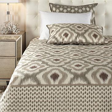 Banzart 3 Piece Bedding Set - Natural