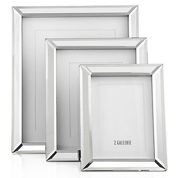 Broadway Mirrored Picture Frame Z Gallerie
