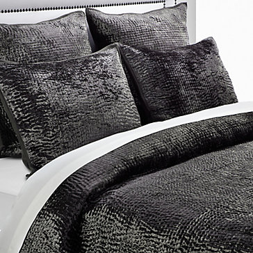 Brooklyn Bedding - Charcoal