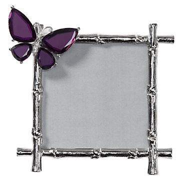 Butterfly Jeweled Frame | Amethyst | Color Guide | Trends | Z Gallerie