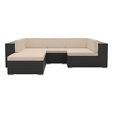 Cartas Outdoor Sectional