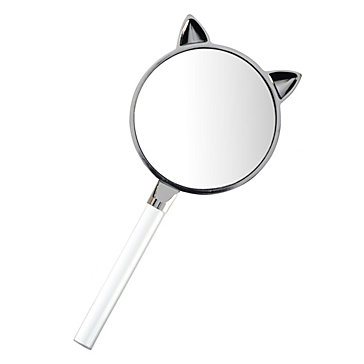 Cat Hand Mirror by Z Gallerie