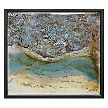 Cerulean Matter - Original Art